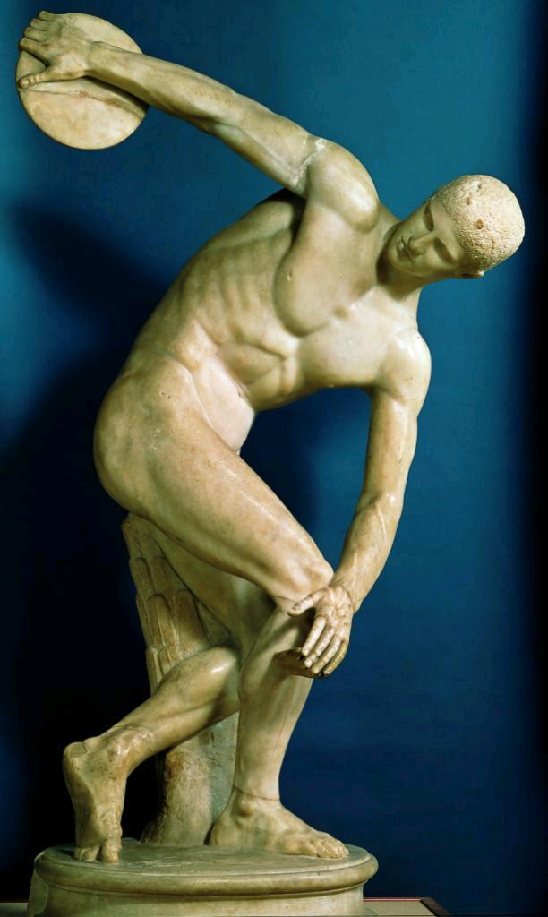 tidlig klassisk tid og skulptur kendetegn